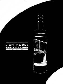 Lighthouse Vodka Ad #1