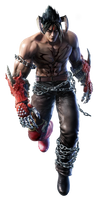 Devil Jin In BR Without Wings