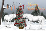 Merry Christmas - Merry Yule 2011 by Blood-Huntress