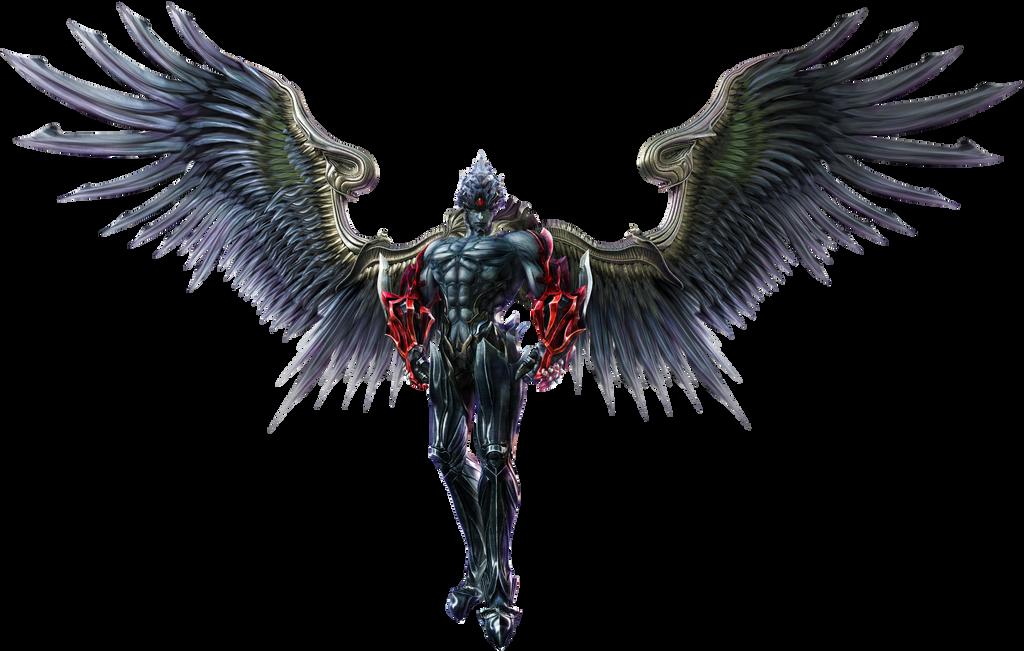 Devil Jin True Form Original CG Art BV by Blood-Huntress on DeviantArt