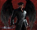 Jin Kazama - Black Wings 2012-04-07 - 1280 x 1024