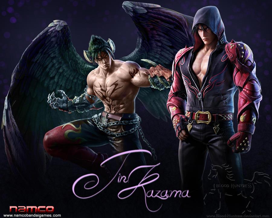 Jin Kazama Tekken 7 Wallpaper 2015 04 1280 X 1024 By Blood Huntress