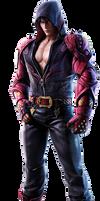 Jin Kazama Tekken 7 Medium CG