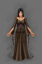 DM RP Profile Summer Dress 03 by Blood-Huntress