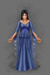 DM RP Profile Summer Dress 04 by Blood-Huntress