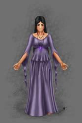 DM RP Profile Summer Dress 06 by Blood-Huntress