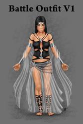 DM RP Profile Battle V1 by Blood-Huntress