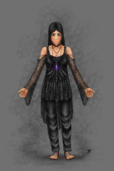 DM RP Profile Casual Attire General Rooms by Blood-Huntress