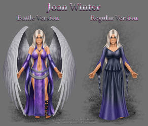 Joan Winter Character Preview
