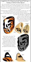 Social Markings in Felines