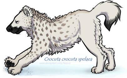 Cave Hyena Stretch