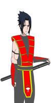 Sasuke Uchiha Mortal Kombat Style