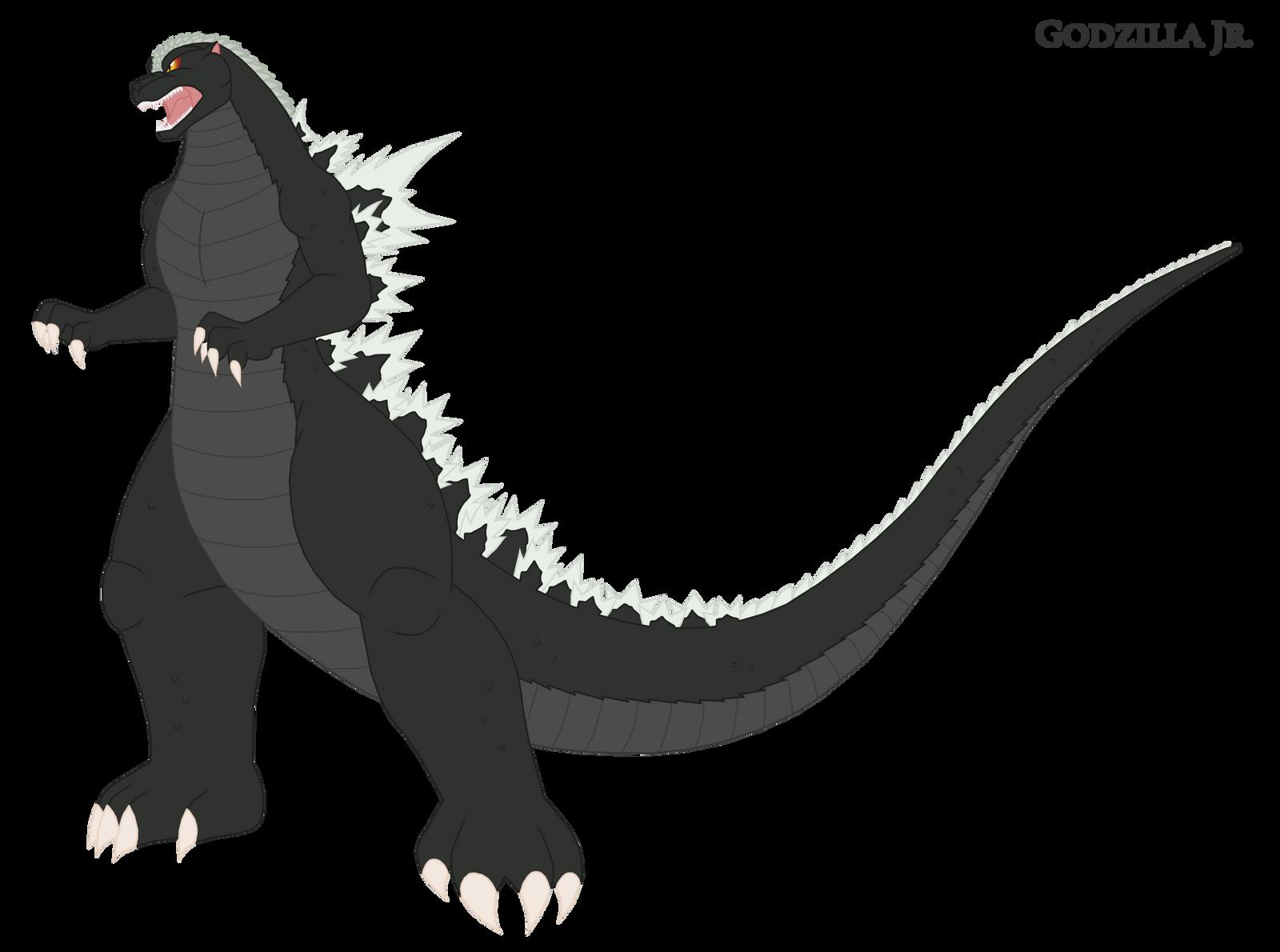 Godzilla Junior Final Wars Design By Pyrus Leonidas On DeviantArt