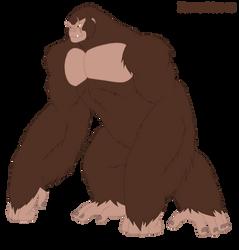 King Kong by Pyrus-Leonidas