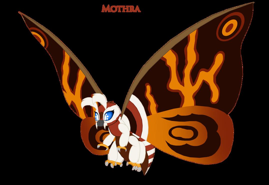 Mothra by Pyrus-Leonidas on DeviantArt