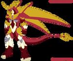 Pyrus Harmonic Dragonoid