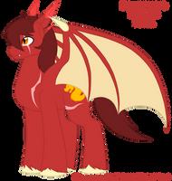 Dragonoid Equine Form Redesign by Pyrus-Leonidas