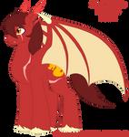 Dragonoid Equine Form Redesign