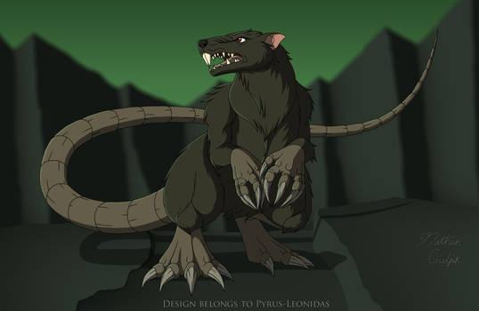 Year of the Rat Kaiju