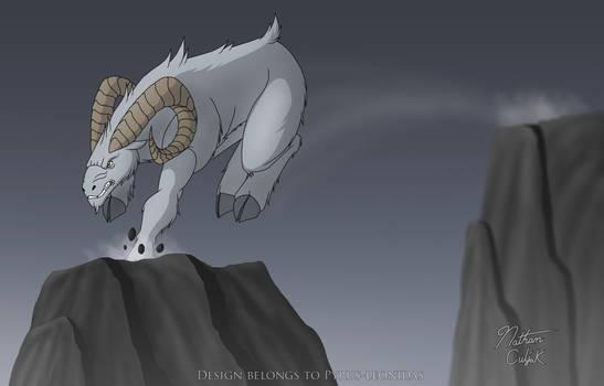 Year of the Sheep Kaiju