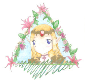 Princess Zelda by theclubofzelda