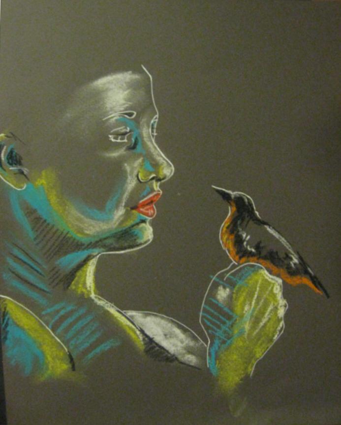 soft pastel practice by Samantha-W on DeviantArt