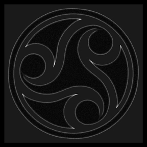 Triskelion var. 1 by RaeLynFox