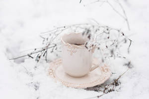 Winter Tea by Fotoaurinko