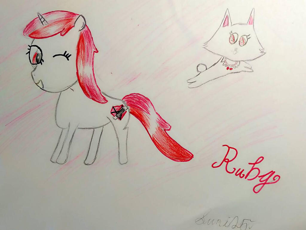 Ponified Ruby by Sumi-mlp25