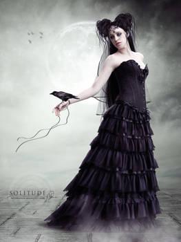 Solitude by melanneart