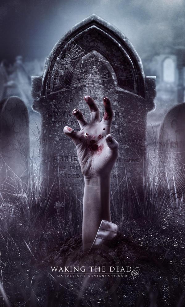 Waking the Dead by melanneart