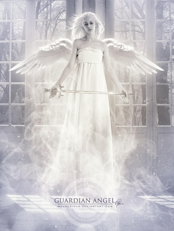 Guardian Angel by melanneart