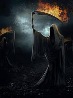 Reapers in Wait by melanneart