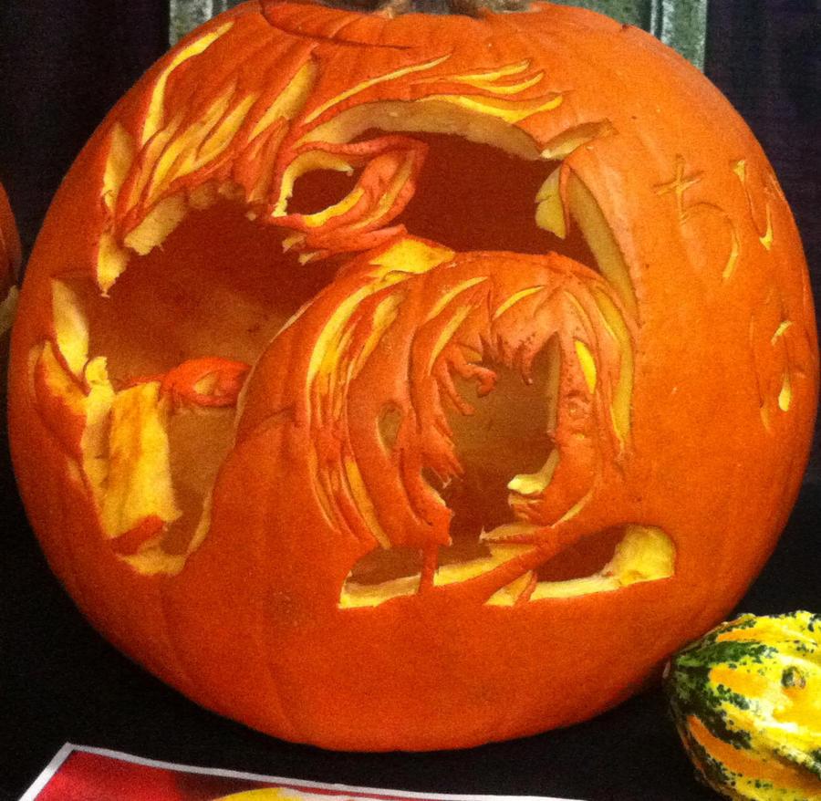 Spirited Away Pumpkin 7 By Thenaturallink On Deviantart