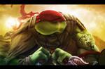 Apocalyptic Raphael