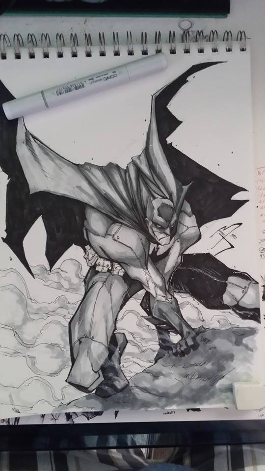The G** D*** Batman by Anothen