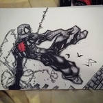 Spiderman swang