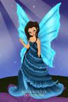 Jewel as a fairy by Blue-Angel12
