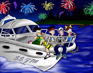 Night Boat by JFMstudios