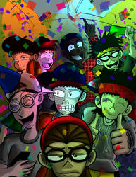 Party Time! by JFMstudios