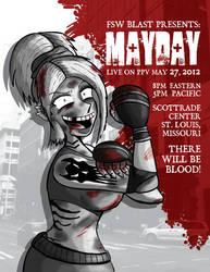 MAYDAY 2012 Poster by JFMstudios