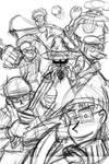 JA Sketch by JFMstudios