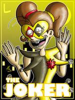 The Joker by JFMstudios