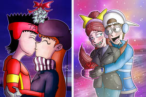 Christmas Love by JFMstudios