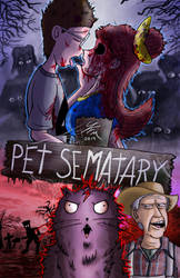 Pet Sematary (Jeff and Taylor version)
