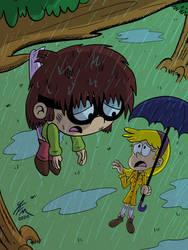Commission: Lisa Gets Bullied