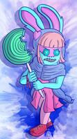 Commission: Rag Doll Rabbit