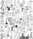 Sketch Dump 16