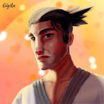 Samurai jack | Icon Comission