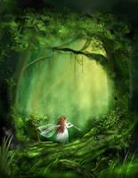 Forest charmer by emmayarde